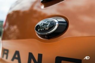 Ford Ranger Rear Badge