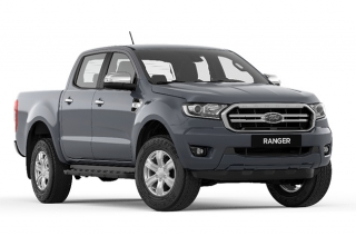 Ford Ranger XLS and XLT promo