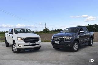 Ford Ranger XLT media drive