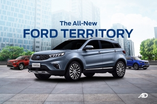 Ford Territory New