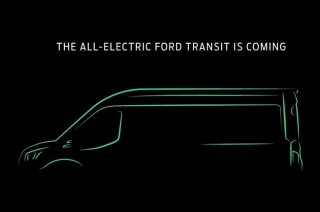 Ford to release an all-electric Transit this November