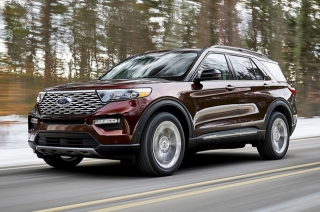 Ford to release an electrified Explorer