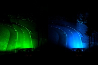 Ford's Predictive Smart headlights uses GPS