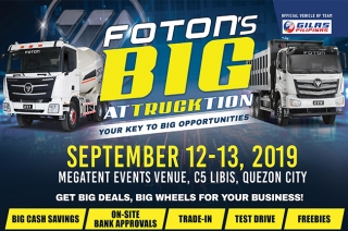 Foto Big truck attraction
