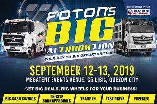 Foto Big truck attraction