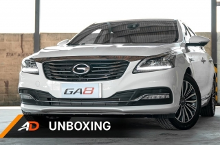 GA8 Unboxing