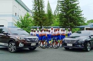 GAC Motors PhilCycling