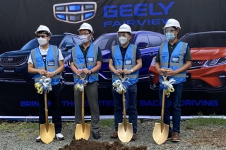 Geely Fairview to open its doors by December 2021