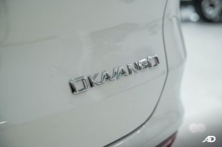 Geely Okavango Rear Badge