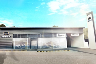 Geely Philippines expands dealership network in Davao
