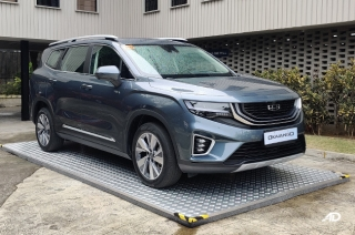 Geely Philippines extends Okavango range with the Urban Plus variant
