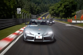 GR Supra GT Cup Asia