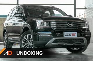 GS8 Unboxing