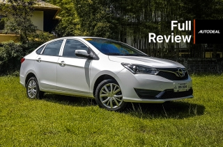 Haima M3 Standard Full Review