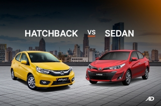 hatchbacks versus sedans