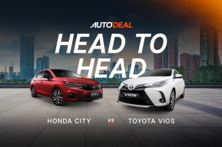 Head to head 2021 honda city vs 2021 Toyota Vios