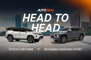 Head to head fortuner vs montero sport