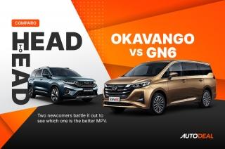 Head to Head: GAC GN6 vs Geely Okavango