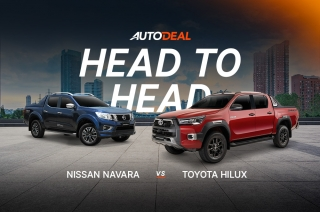 Head to Head: Nissan Navara vs Toyota Hilux