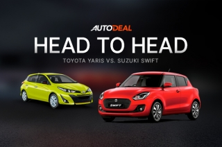 Head-to-Head: Suzuki Swift vs. Toyota Yaris
