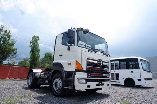 Hino Breaks Ground in San Pablo Laguna