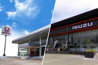 Honda And Isuzu Dealerships