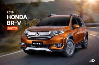 Honda BR-V Facts