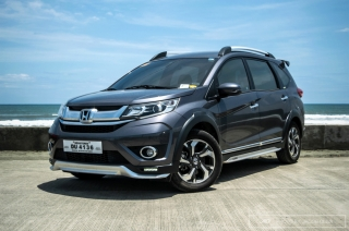 Honda BR-V modulo Review Philippines