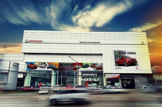 Honda Cars Kalookan reopens