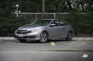 Honda Civic 1.8S 2019