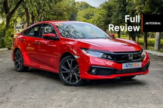 Honda Civic RS Turbo review philippines