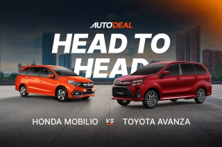 Honda Mobilio vs Toyota Avanza comparo