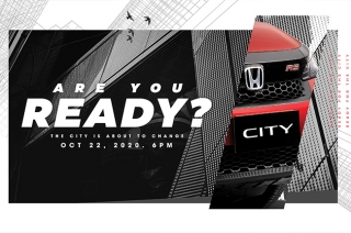 Honda PH is launching the all-new City, with reservations now being accepted