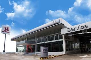 Honda Philippines dealership