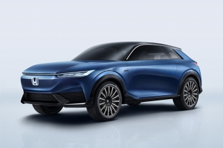 Honda reveals SUV e:concept and a CR-V PHEV for the Chinese market