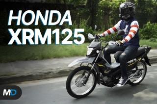 Honda XRM125 Review - Beyond the Ride