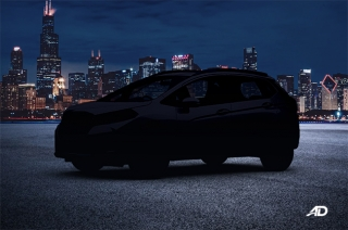 Honda ZR-V draft photo