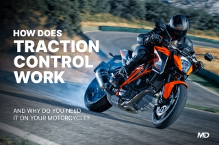 How does traction control work and why do you need it