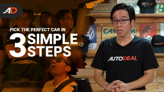 How to pick the perfect car – Behind a Desk
