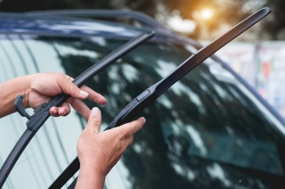 How to properly maintain your car's wiper blades