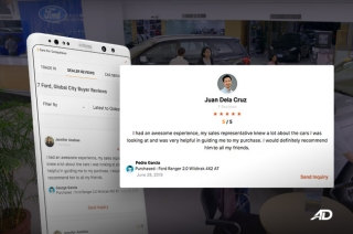 How to publish Buyer Reviews on AutoDeal