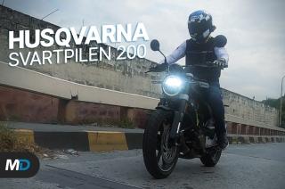 Husqvarna Svartpilen 200 Review - Beyond the Ride