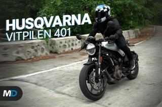 Husqvarna Vitpilen 401 Review - Beyond the Ride