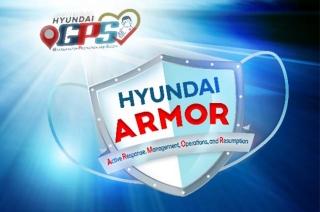 Hyundai Armor program