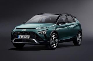 Hyundai Bayon makes global debut