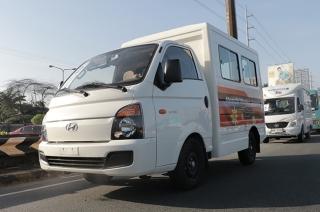 Hyundai H100 Modern PUV