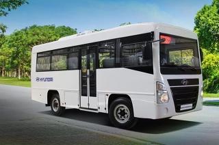 Hyundai HD48 GT modern PUV