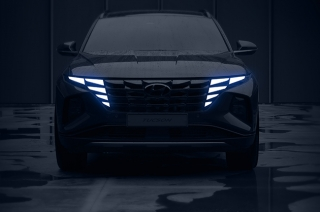 Hyundai releases official teaser photos of the all-new Tucson