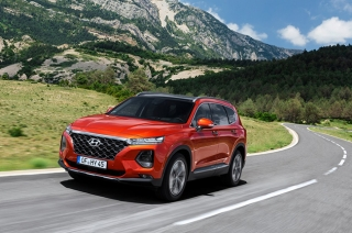 Hyundai Santa Fe Top of the Line Variant