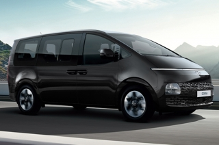 Hyundai Staria makes ASEAN debut in Thailand